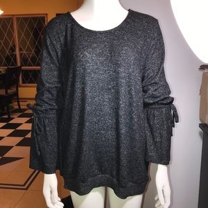Style & Co Flared Sleeve Sweater